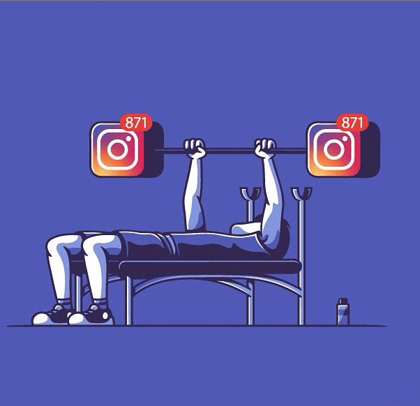 fitness for insta