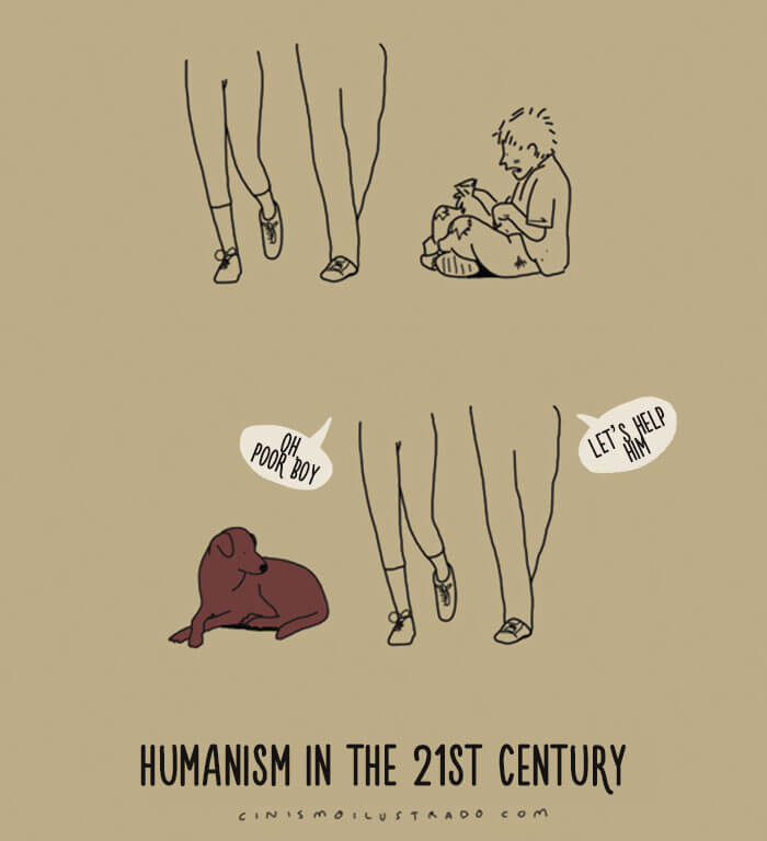 humanity in the 21st century