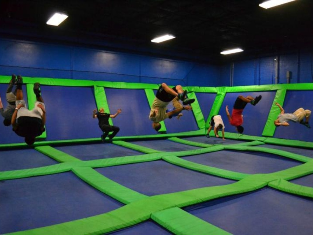AirHeads Trampoline Arena thing to do in Orlando