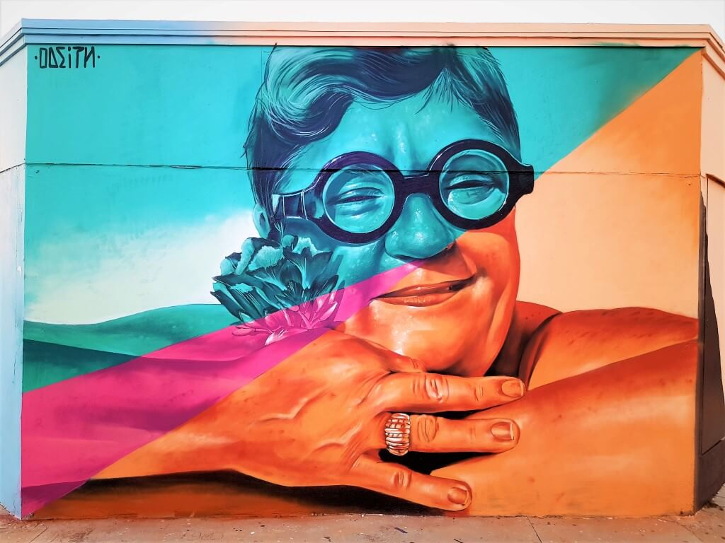 Best 3D paintings By Portuguese Street Artist Odeith