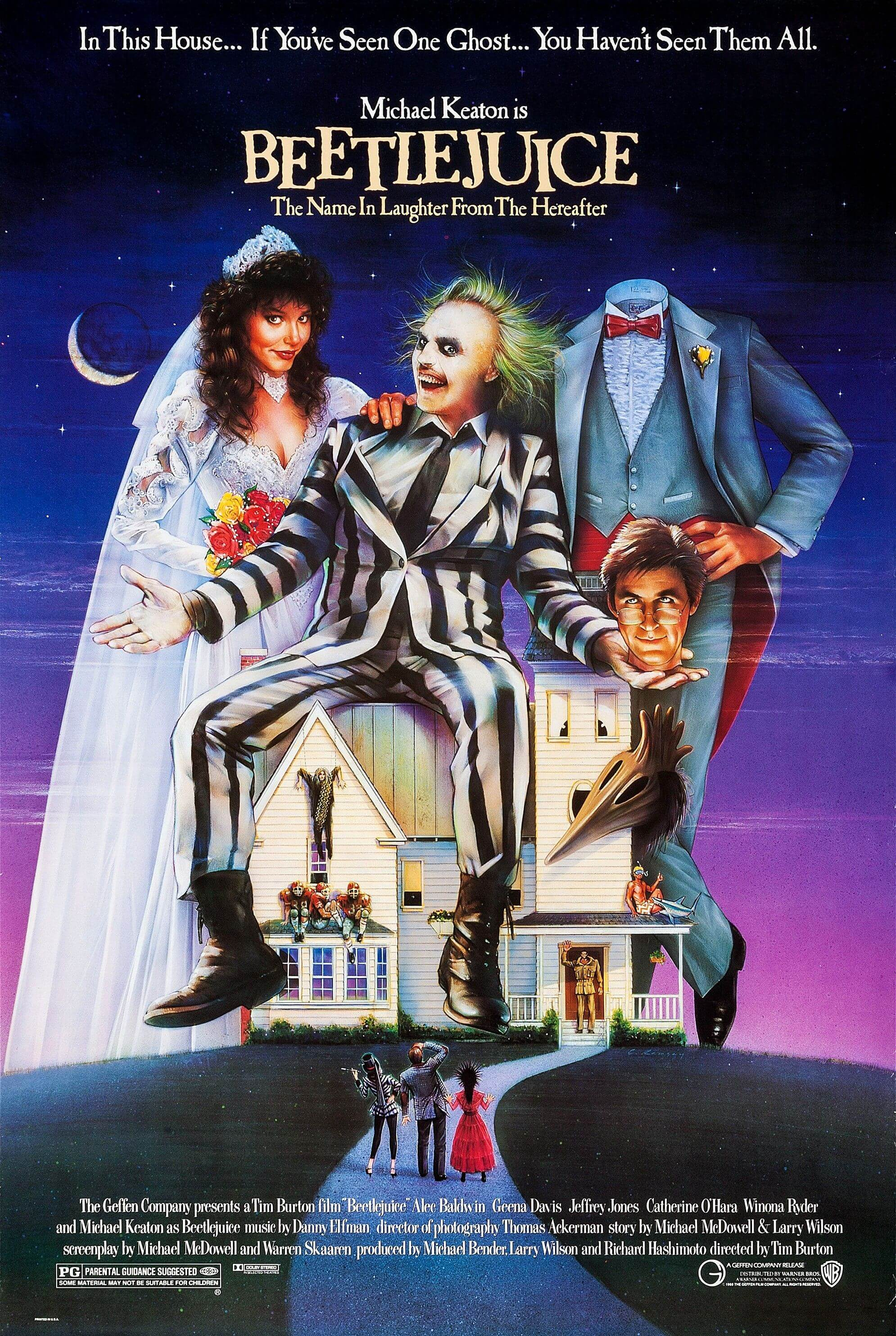 BEETLEJUICE halloweenmovie