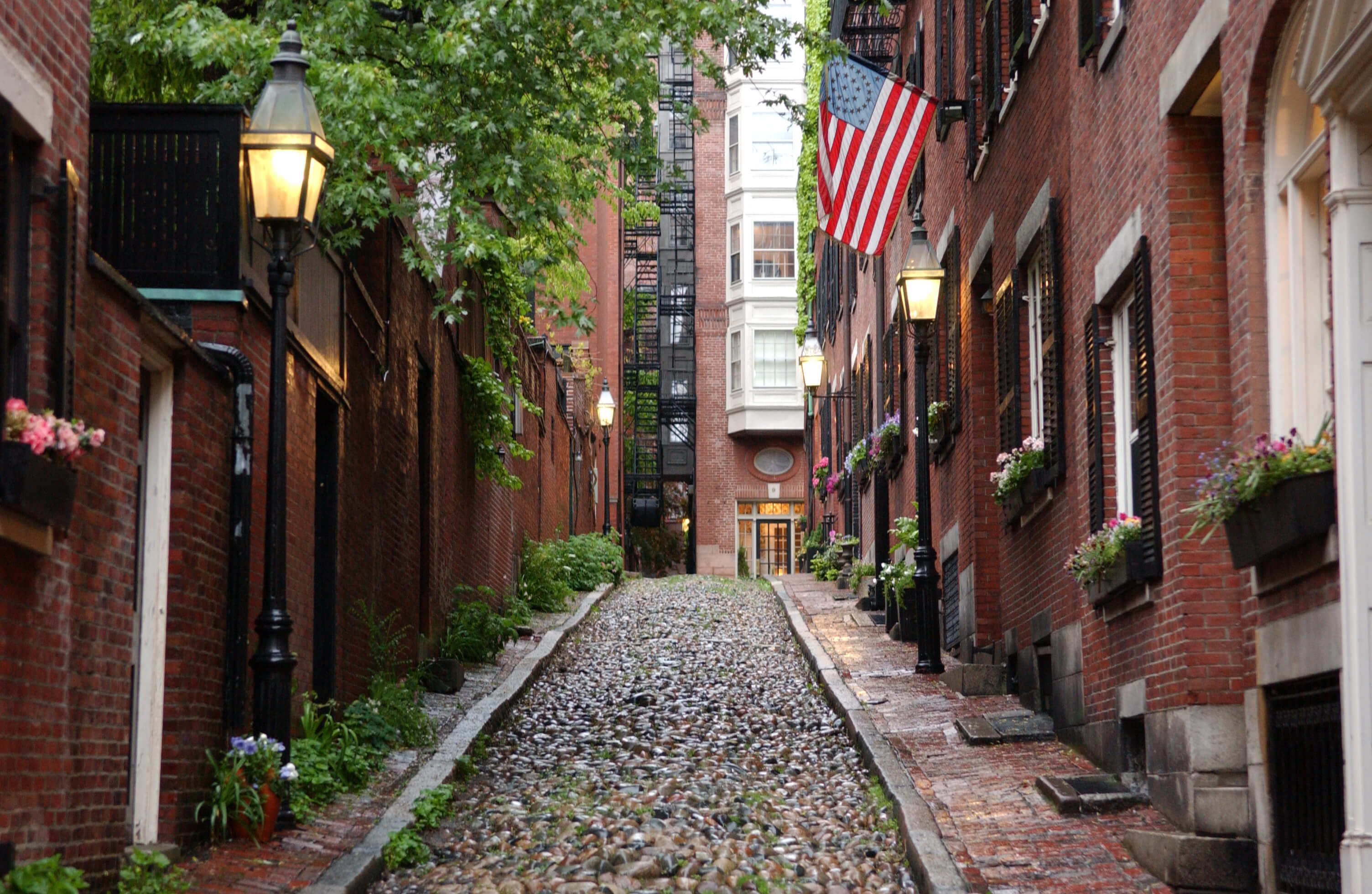Beacon Hill Things to do in Boston