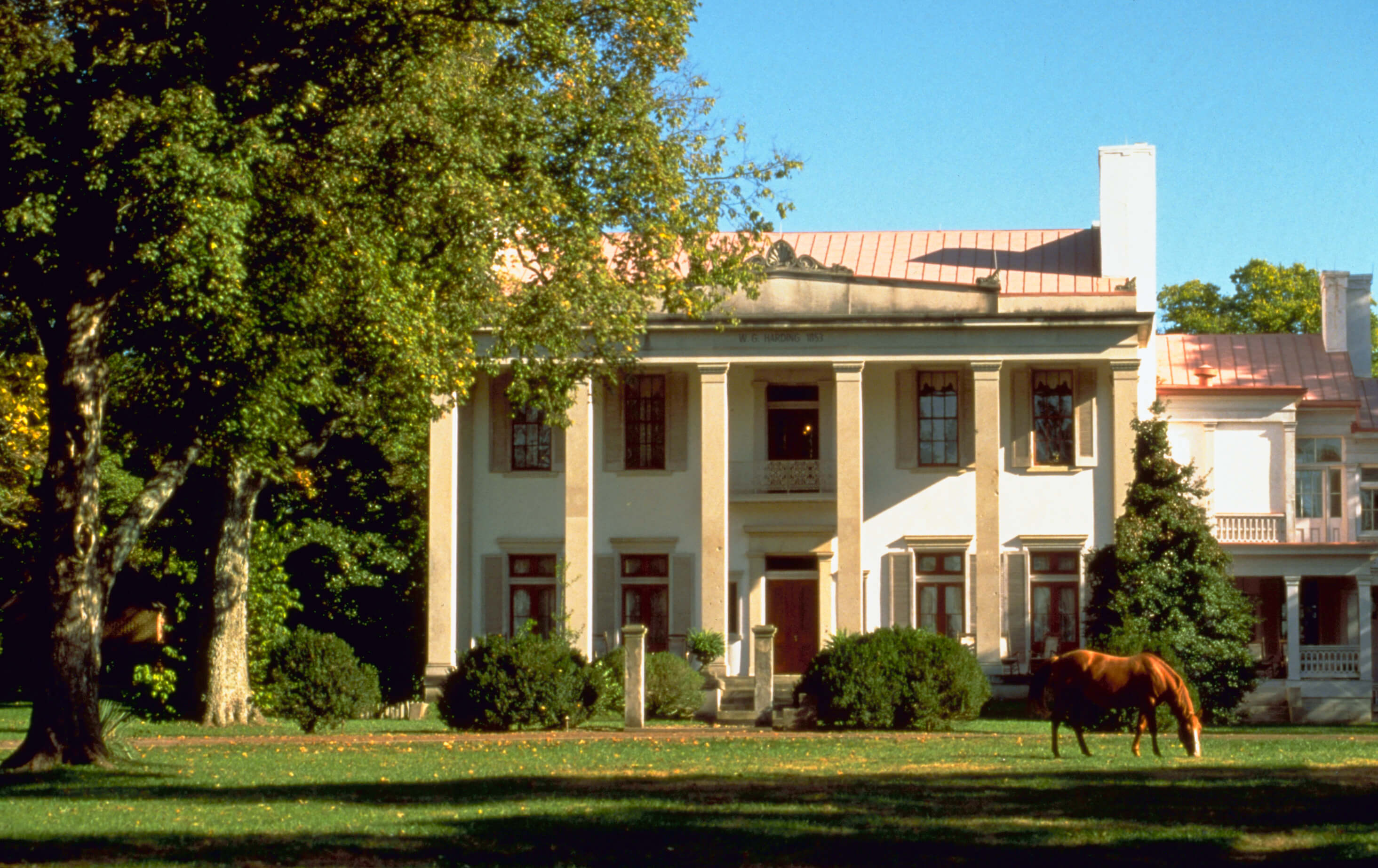Belle Meade Plantation Things to do in Nashville