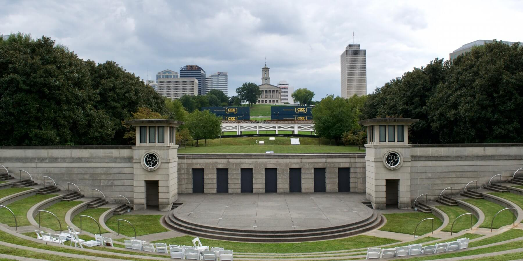 Bicentennial Capitol Mall State Park Things to do in Nashville
