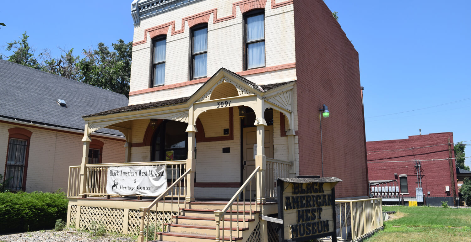 Black American West Museum Things to do in Denver