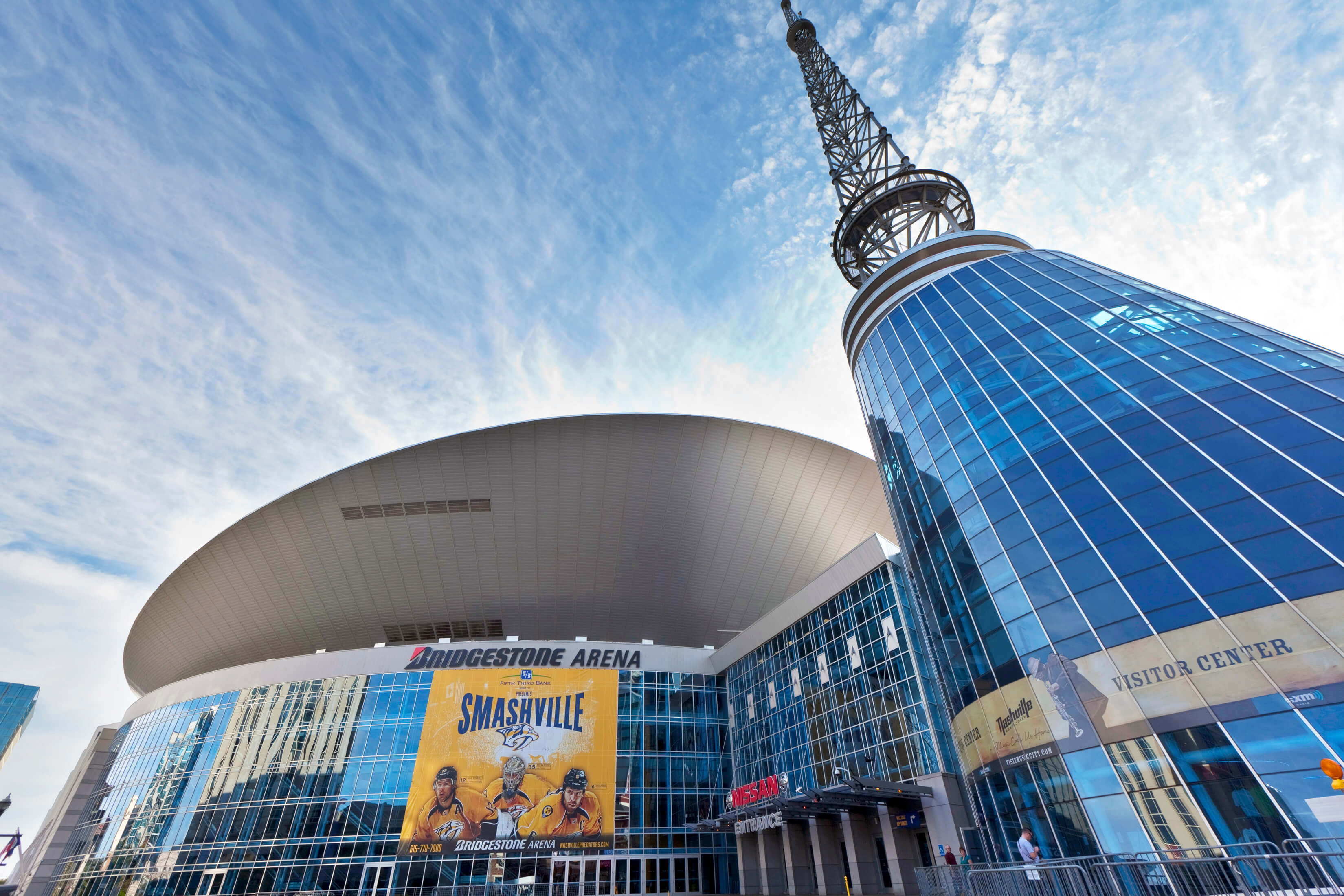 Bridgestone Arena things to do in nashville