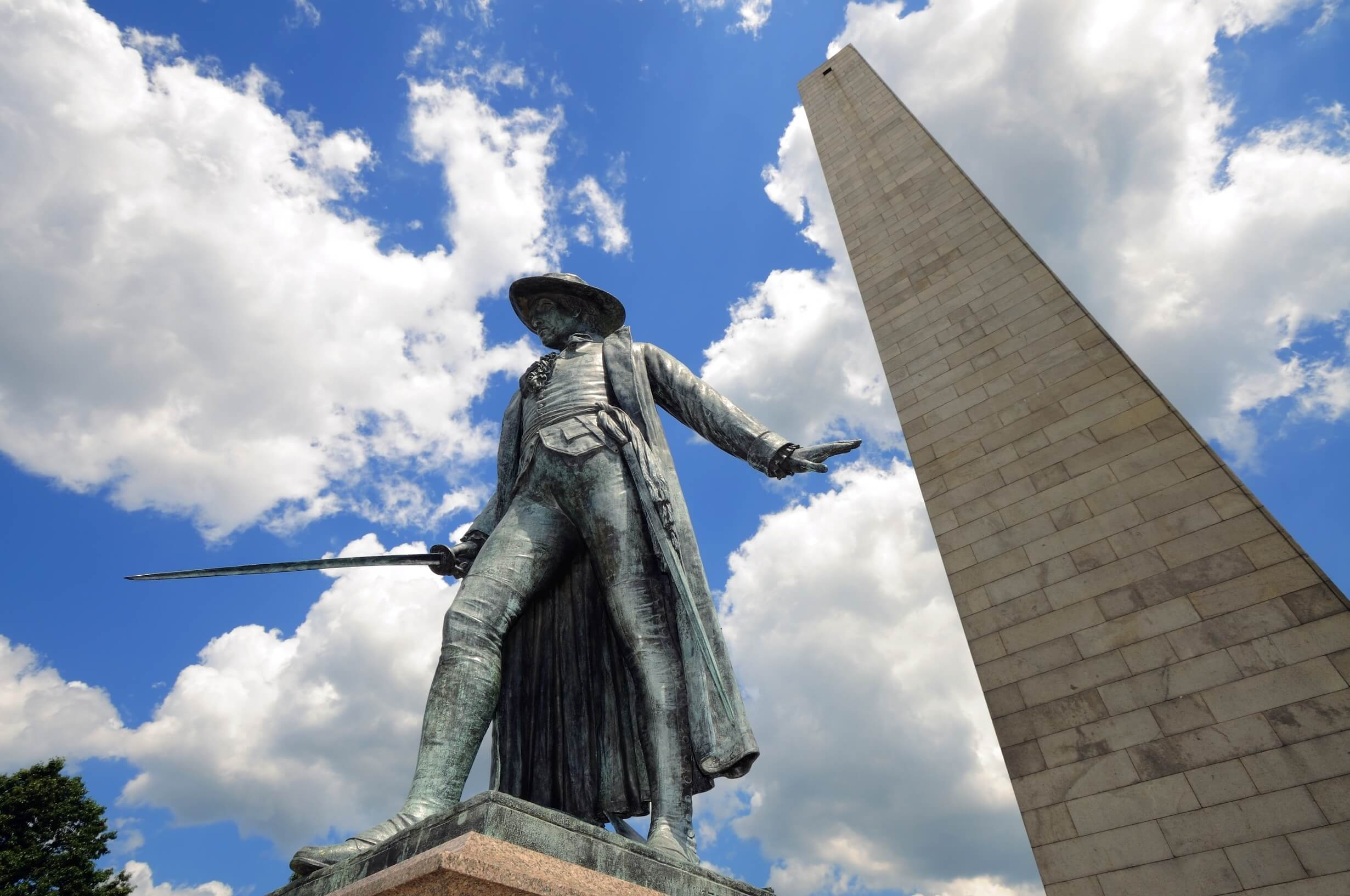 Bunker Hill Monument Things to do in Boston