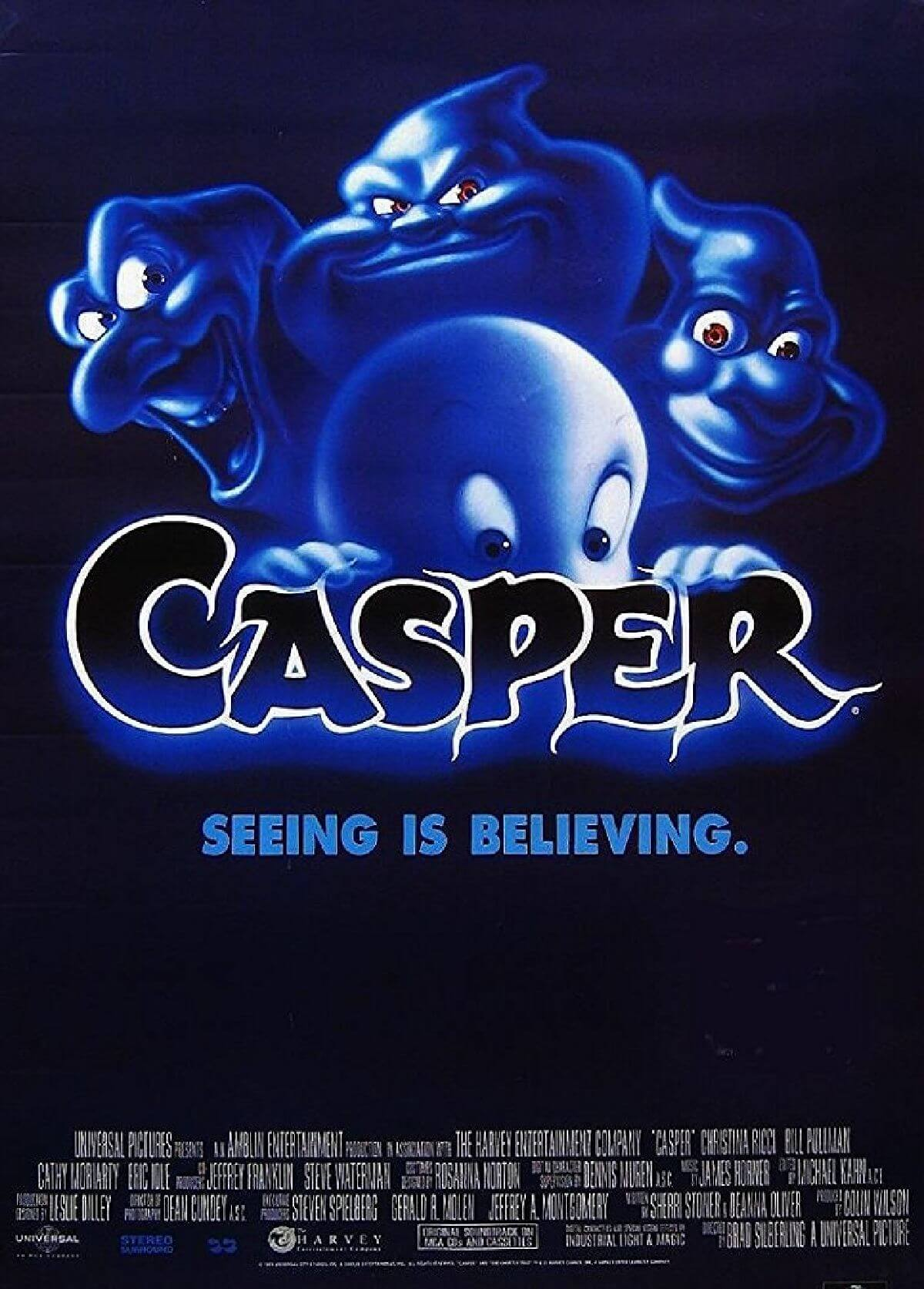 CASPER halloween movie