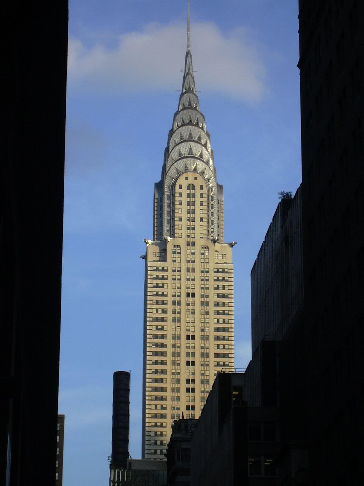 Chrysler Building Things to do in NYC