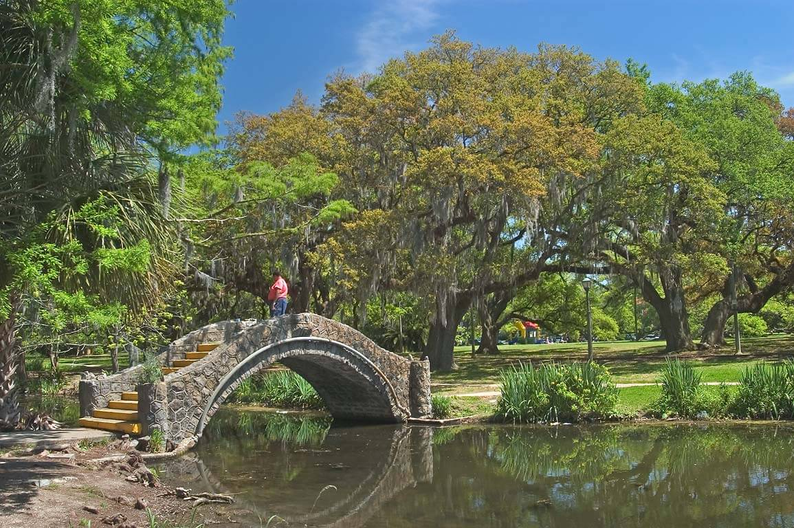 City Park Things to do in New Orleans
