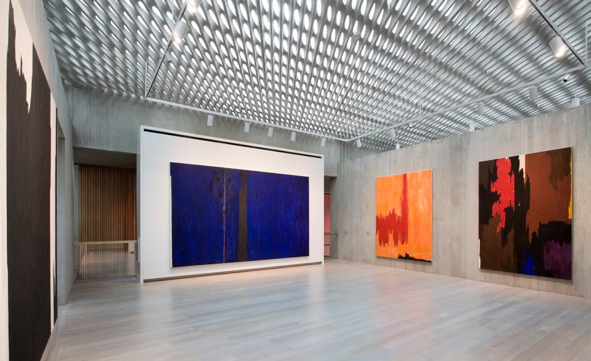 Clyfford Still Museum Things to do in Denver