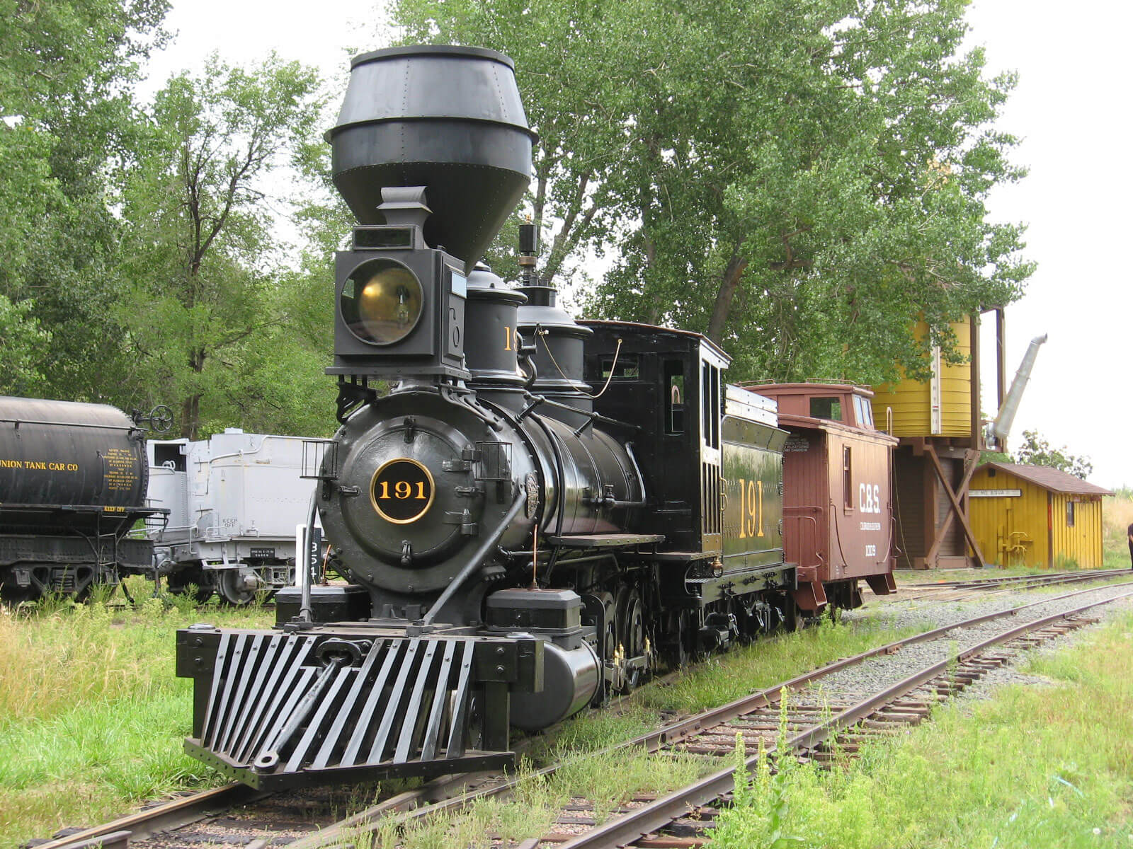 Colorado Railroad Museum Things to do in Denver