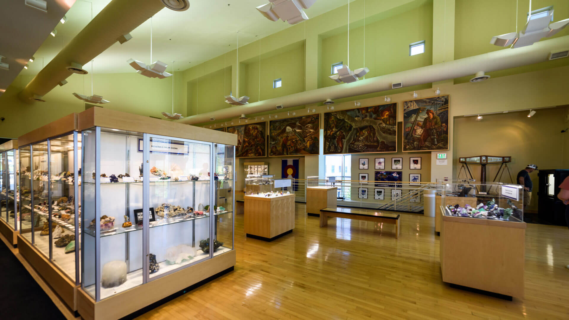 Colorado School of Mines Geology Museum Things to do in Denver