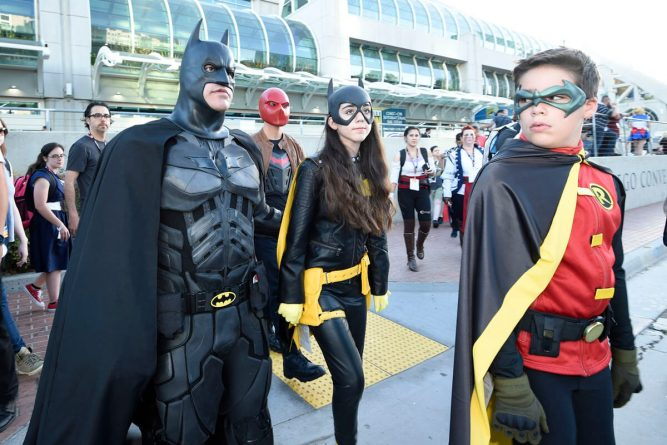 Comic Con Things to do in San Diego