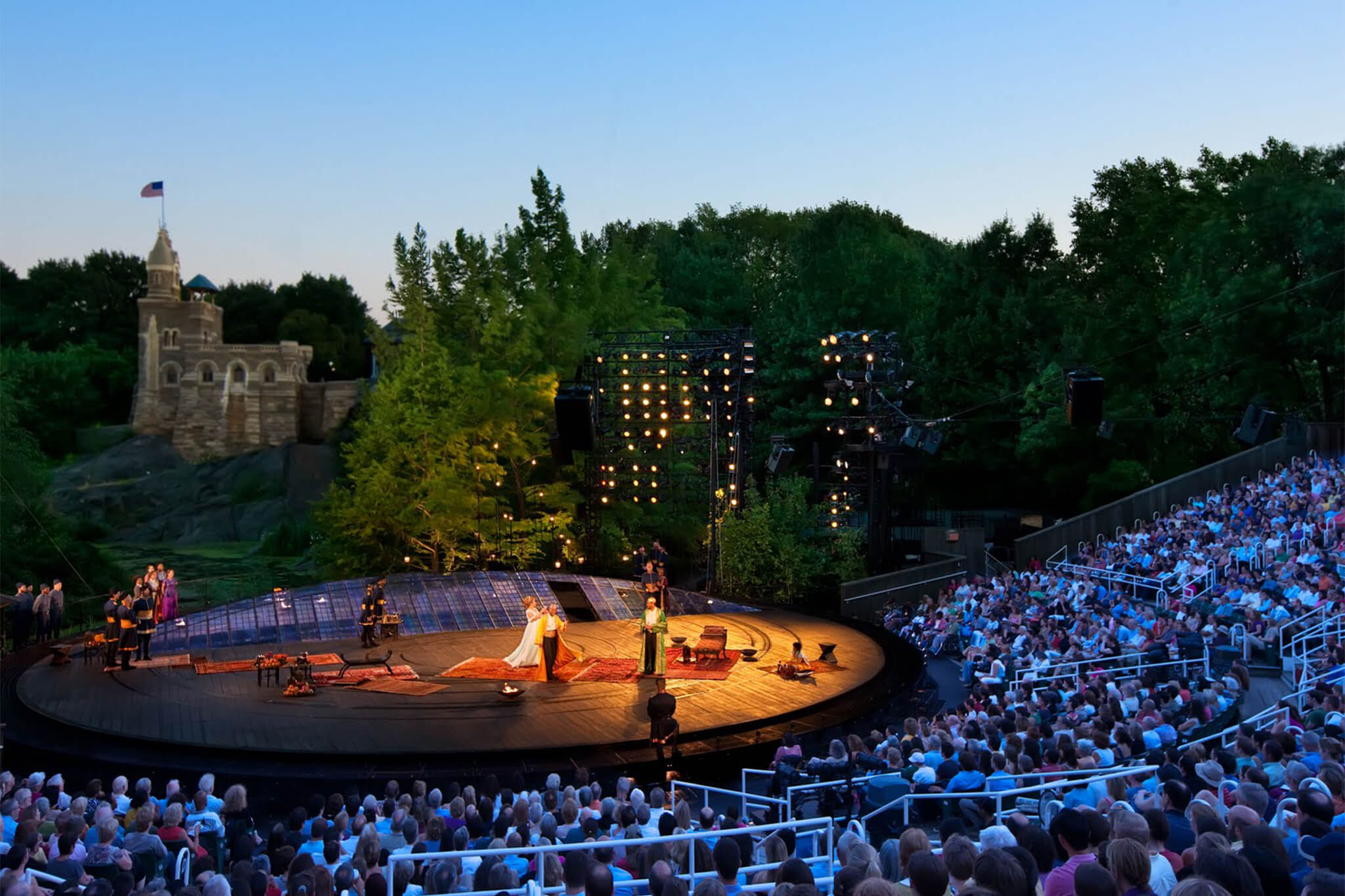 Delacorte Theatre Things to do in NYC