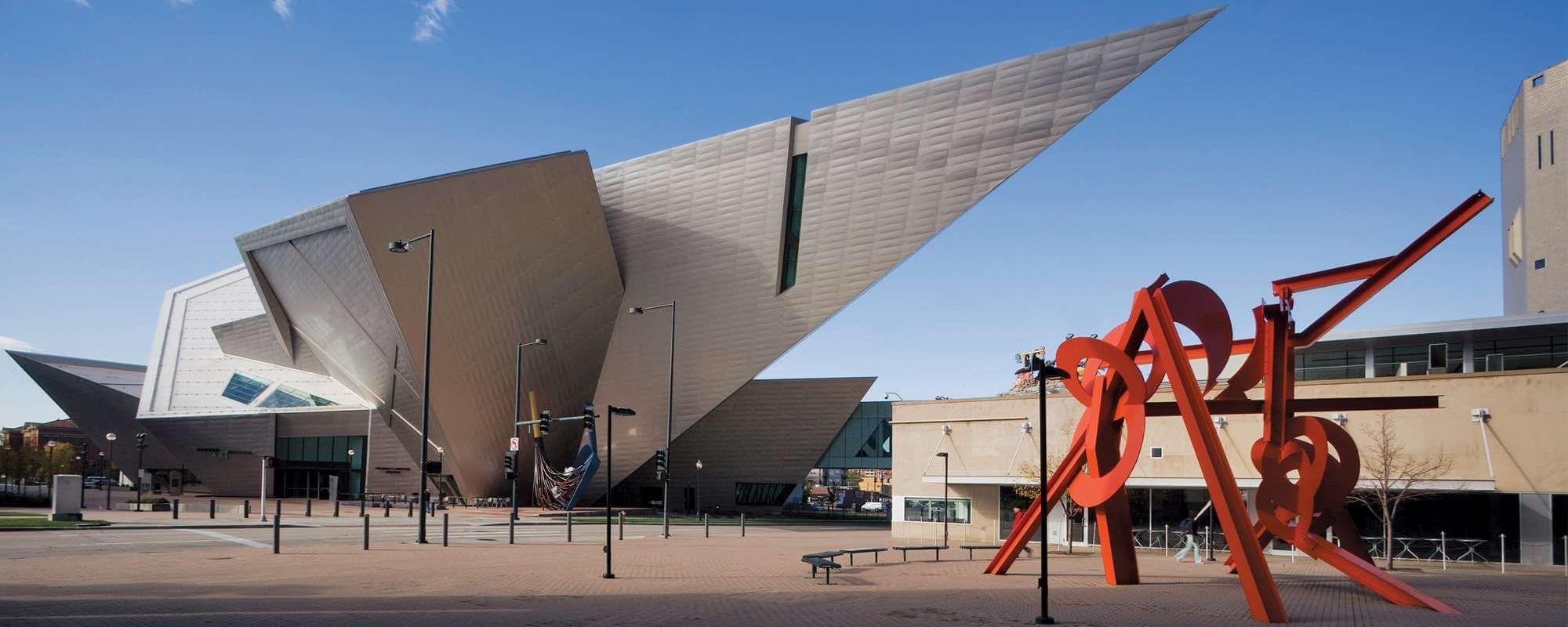 Denver Art Museum Things to do in Denver