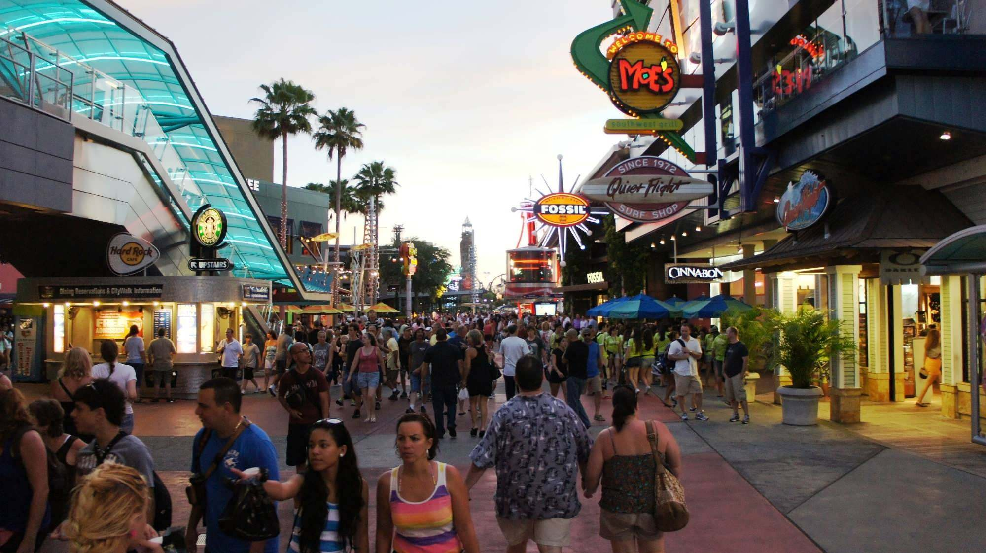 Downtown Disney thing to do in Orlando