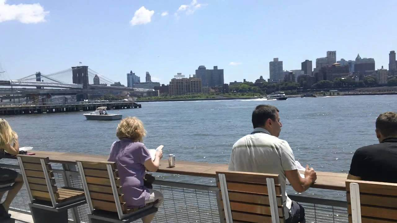East River Waterfront Esplanade Things to do in NYC