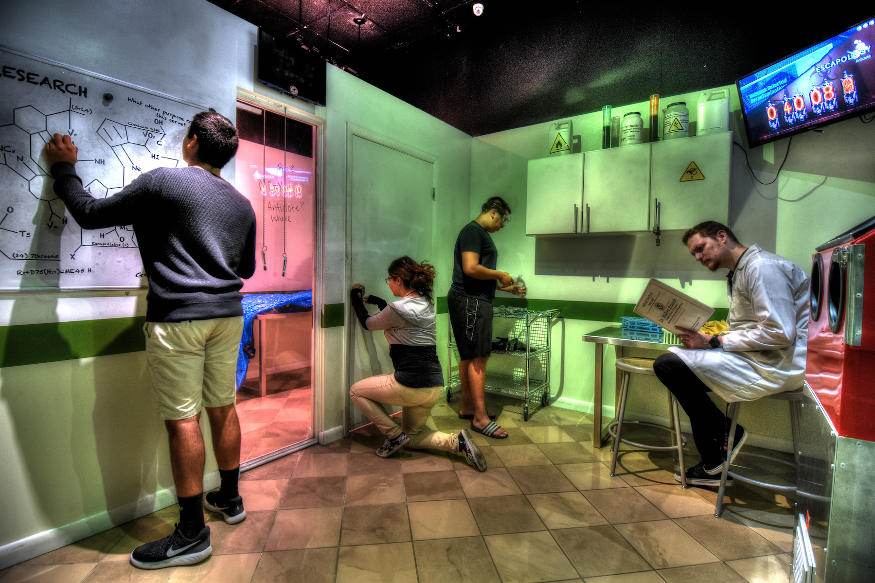 Escapology thing to do in Orlando