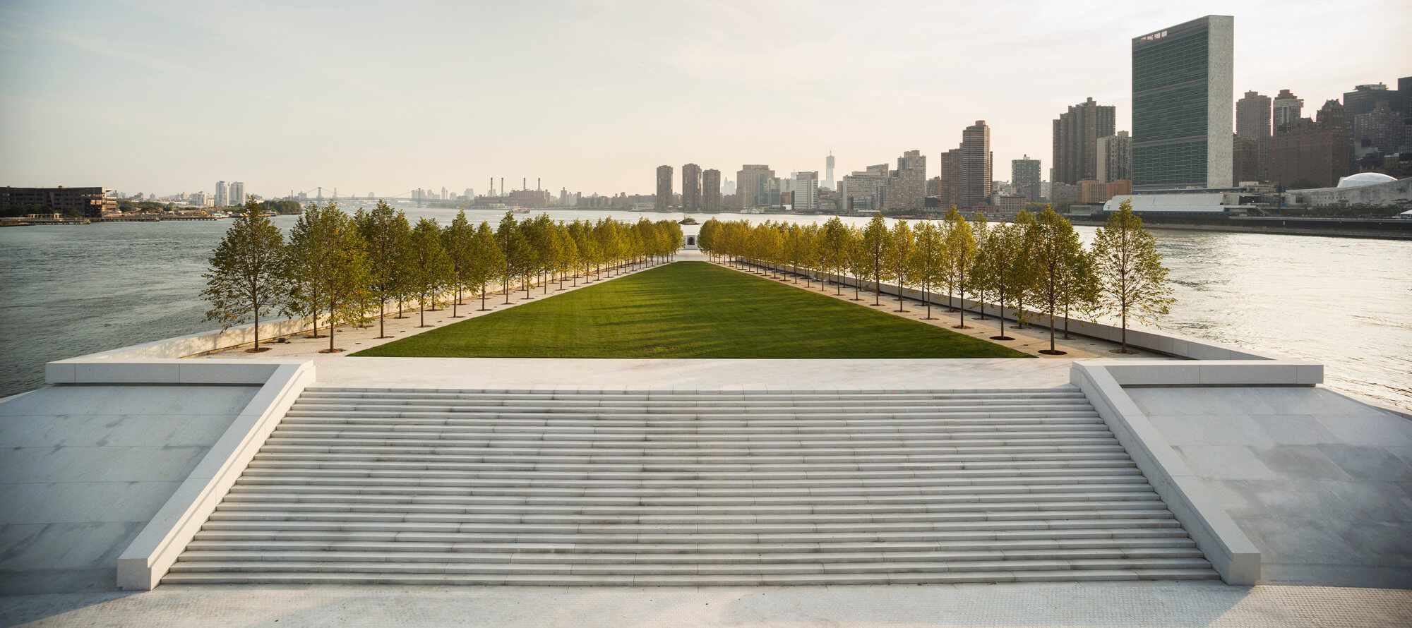 FDR Four Freedoms Park Things to do in NYC