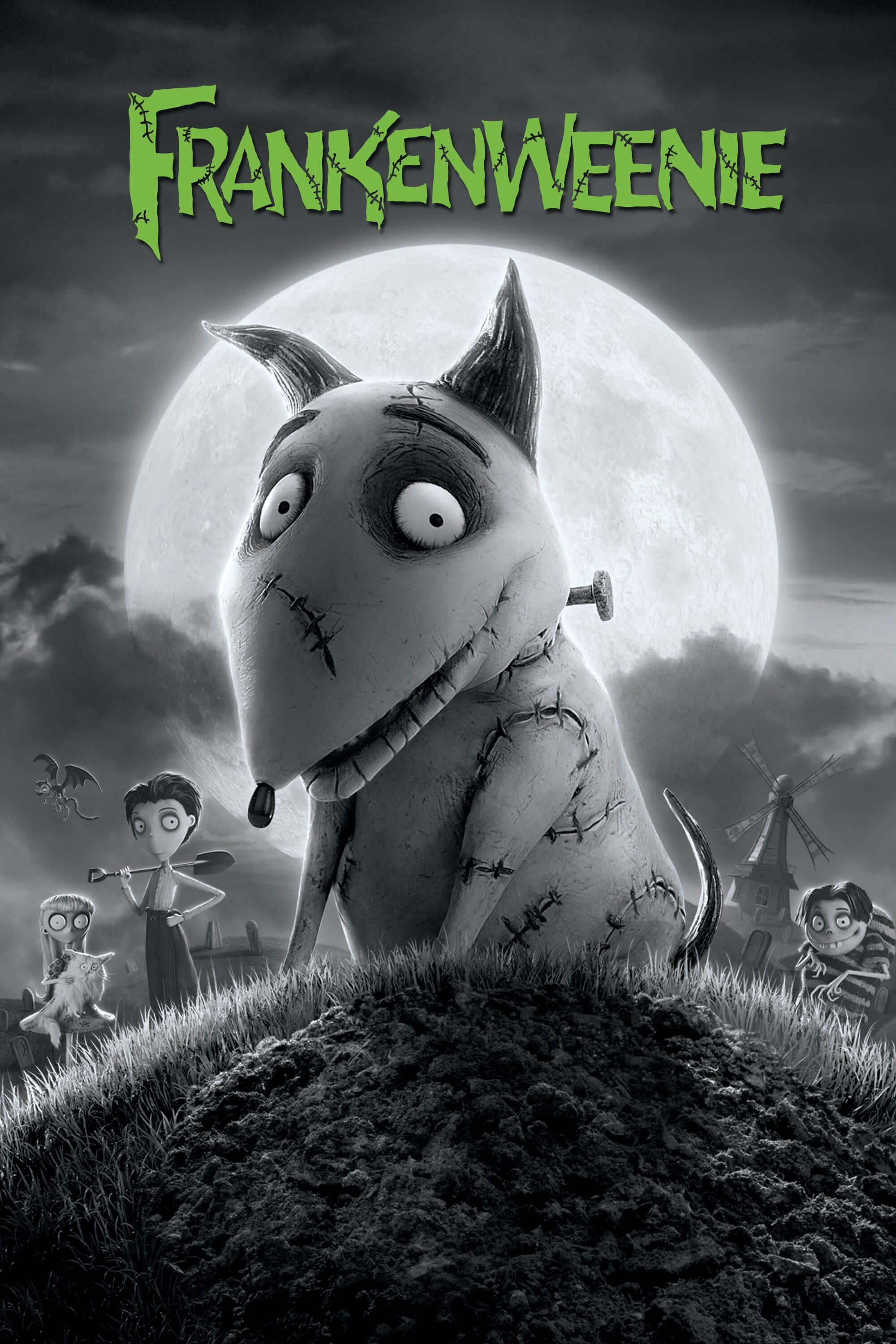 FRANKENWEENIE halloween movie