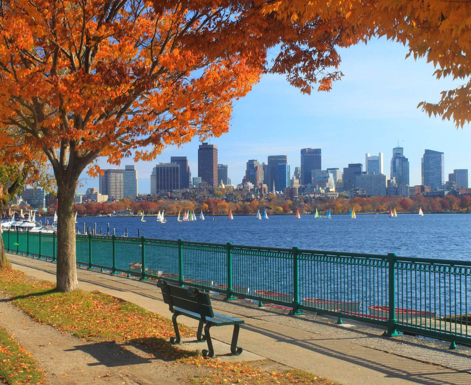 Fall Foliage in New England Things to do in-Boston