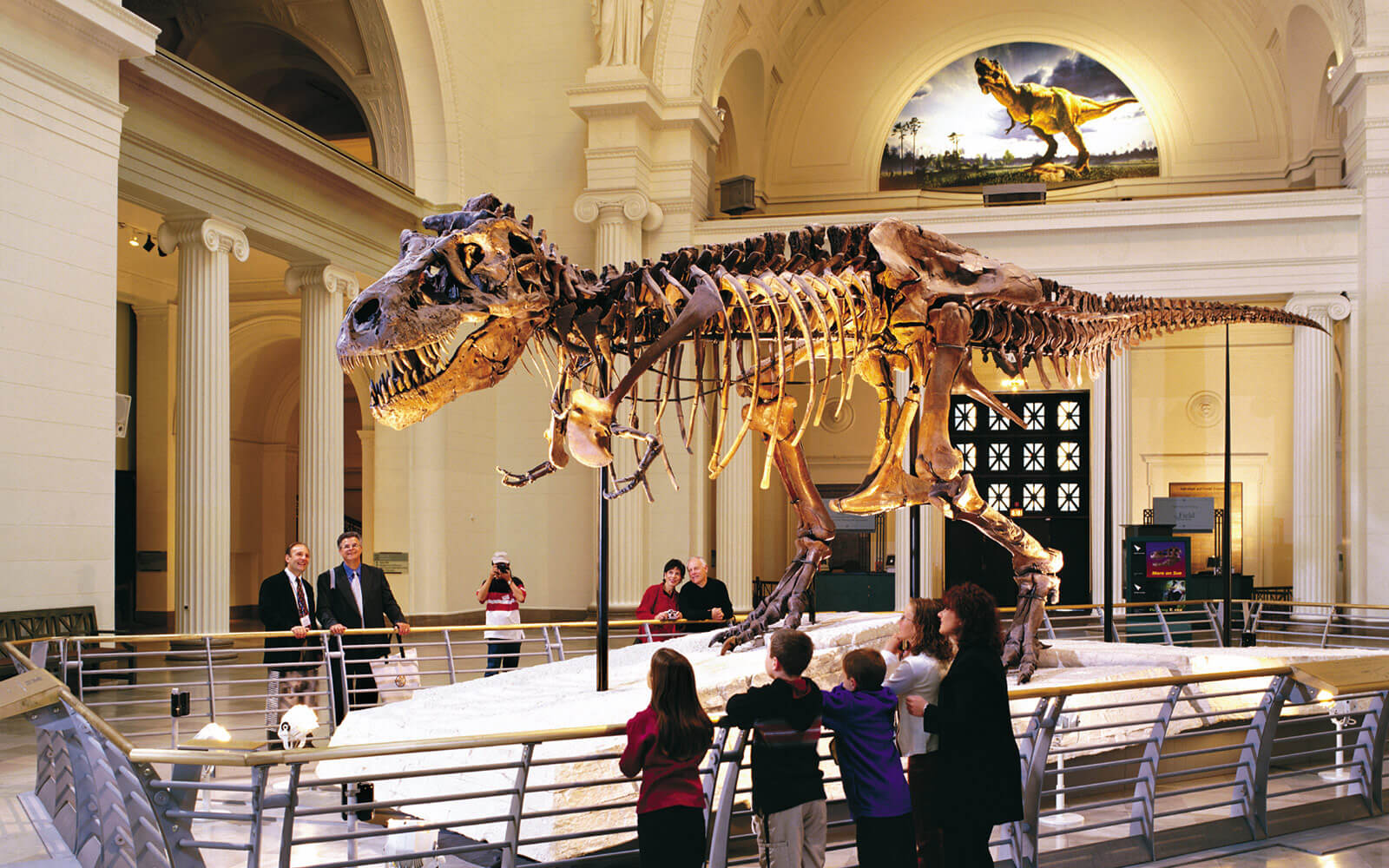 Fernbank Museum of Natural history Things to do in Atlanta