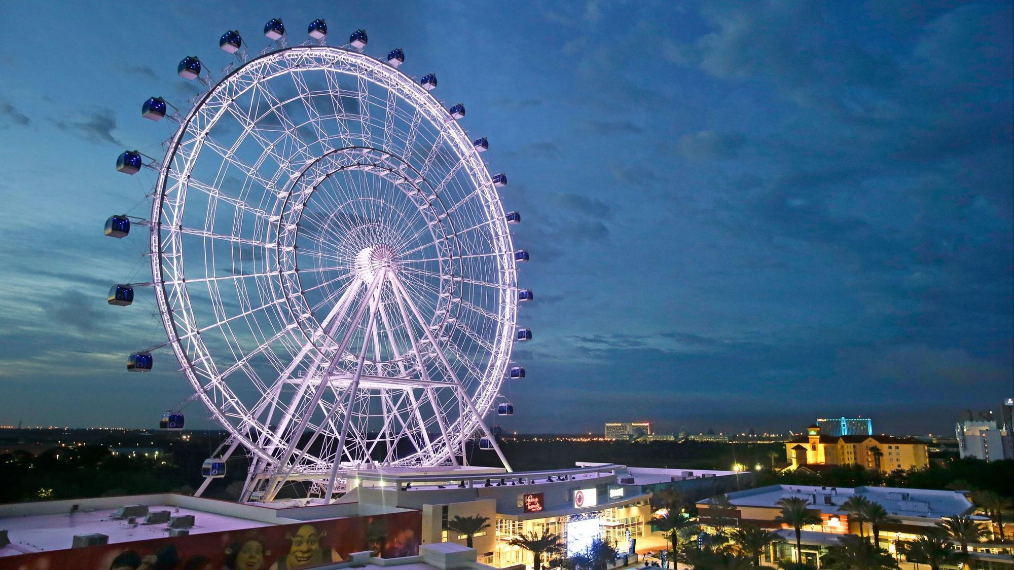 Ferris Wheel thing to do in Orlando