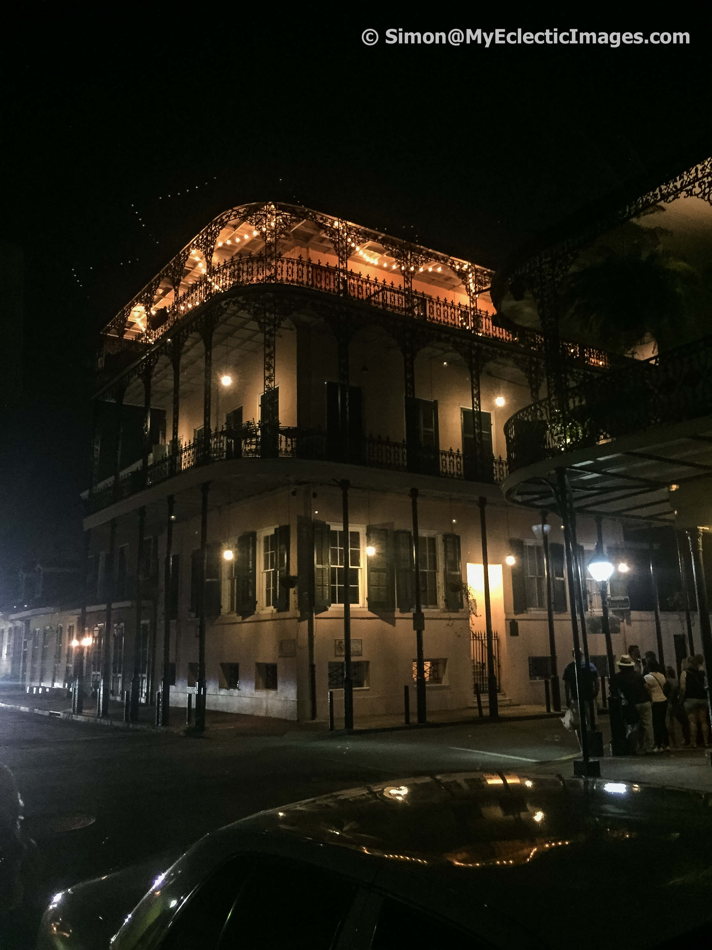 Ghost and Vampire Tours Things to do in New Orleans