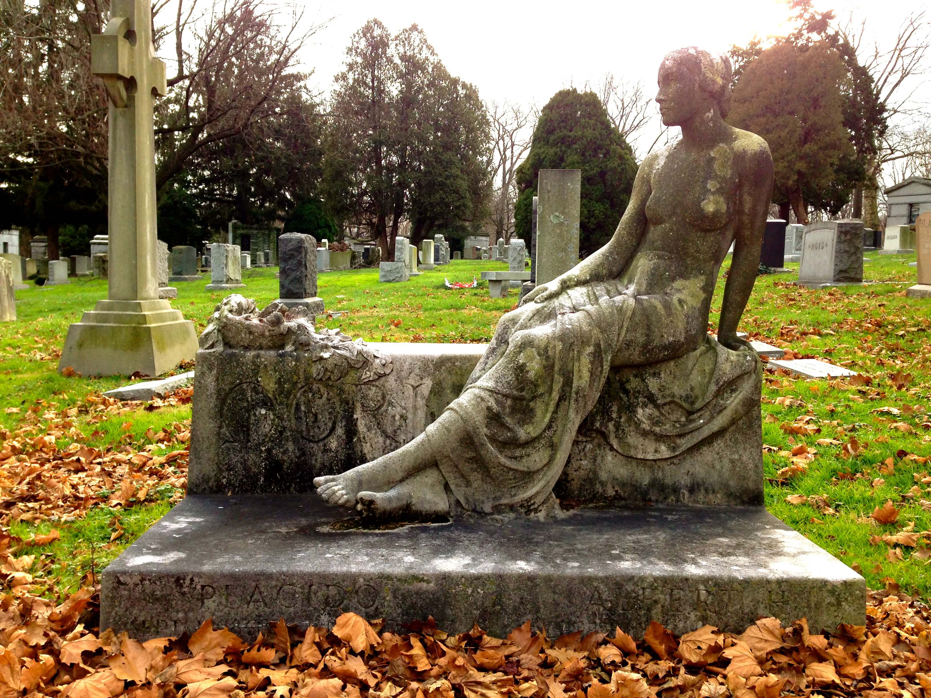 Green Wood Cemetery Things to do in NYC