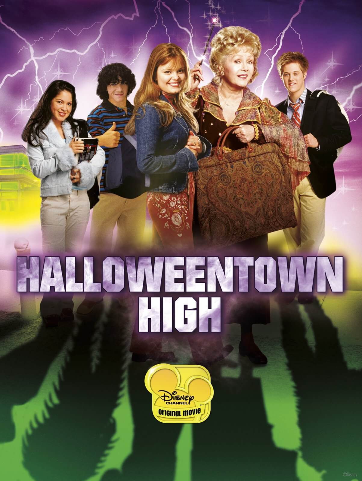 HALLOWEEN TOWN HALLOWEEN MOVIE