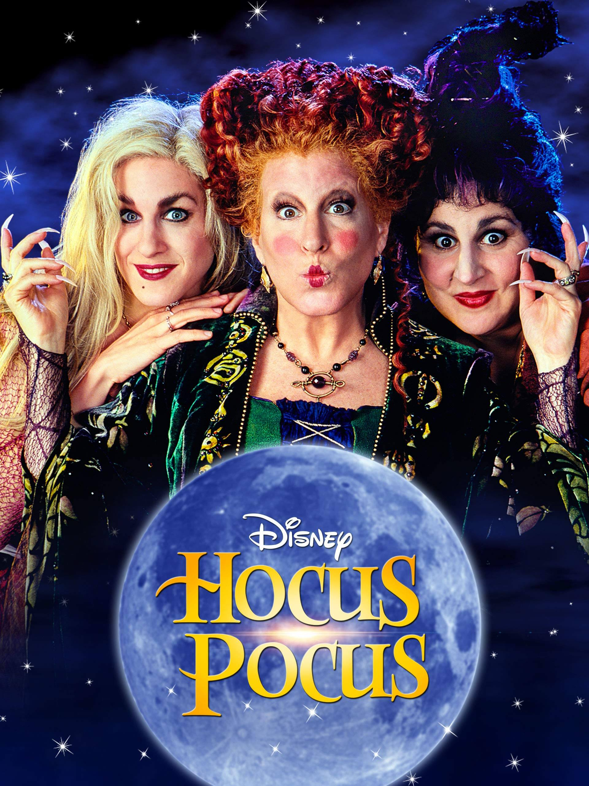 HOCUS POCUS halloween movie