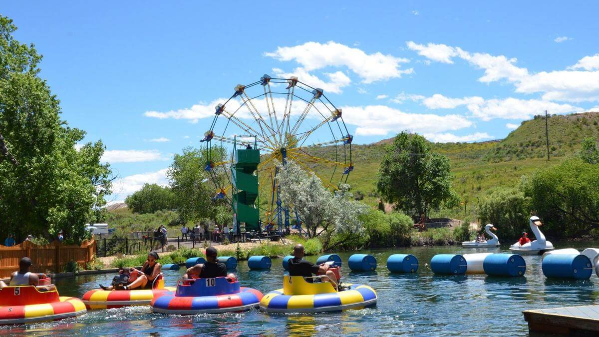 Heritage Amusement park Things to do in Denver