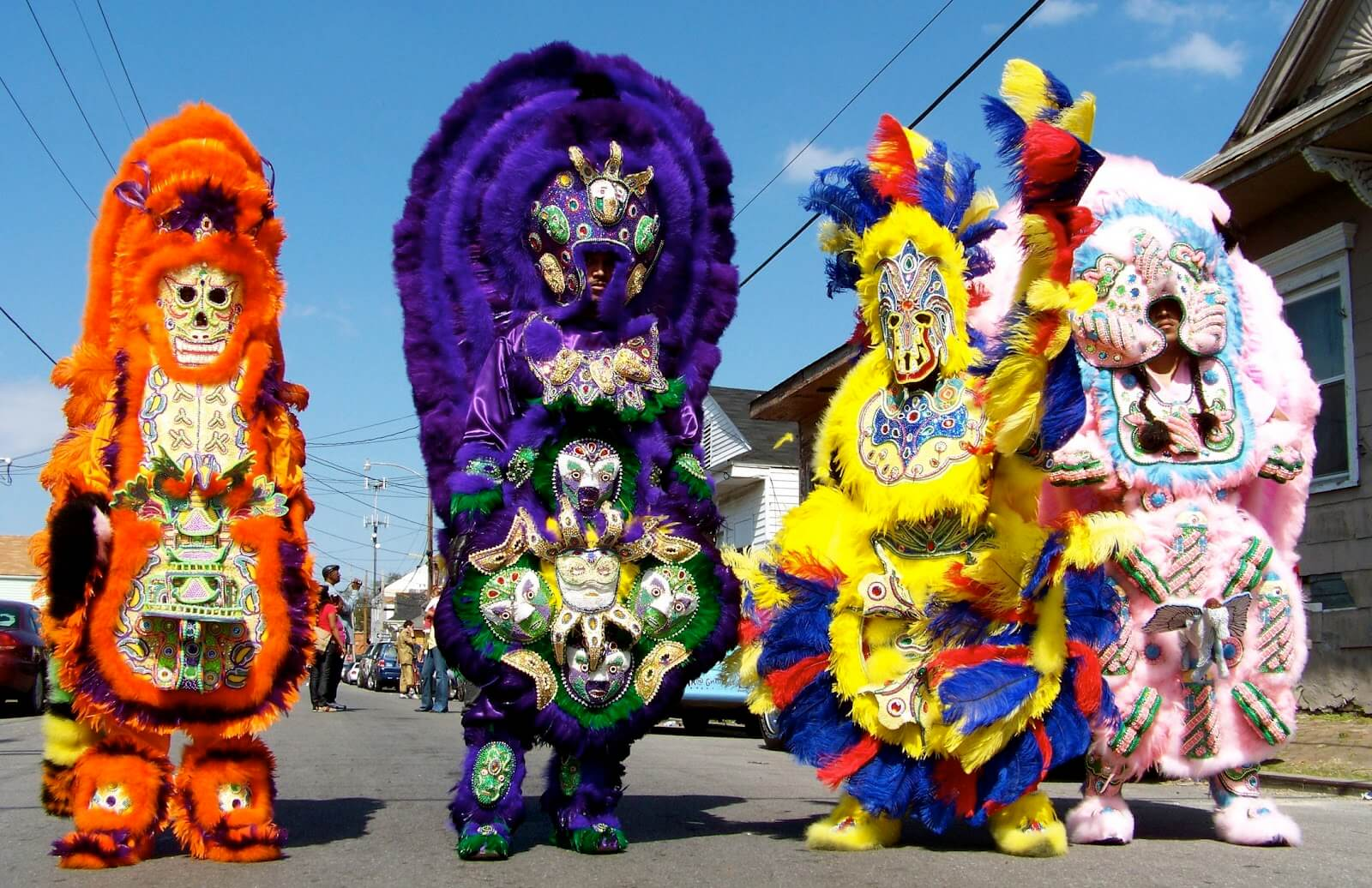 House of Dance & Feathers Things to do in New Orleans