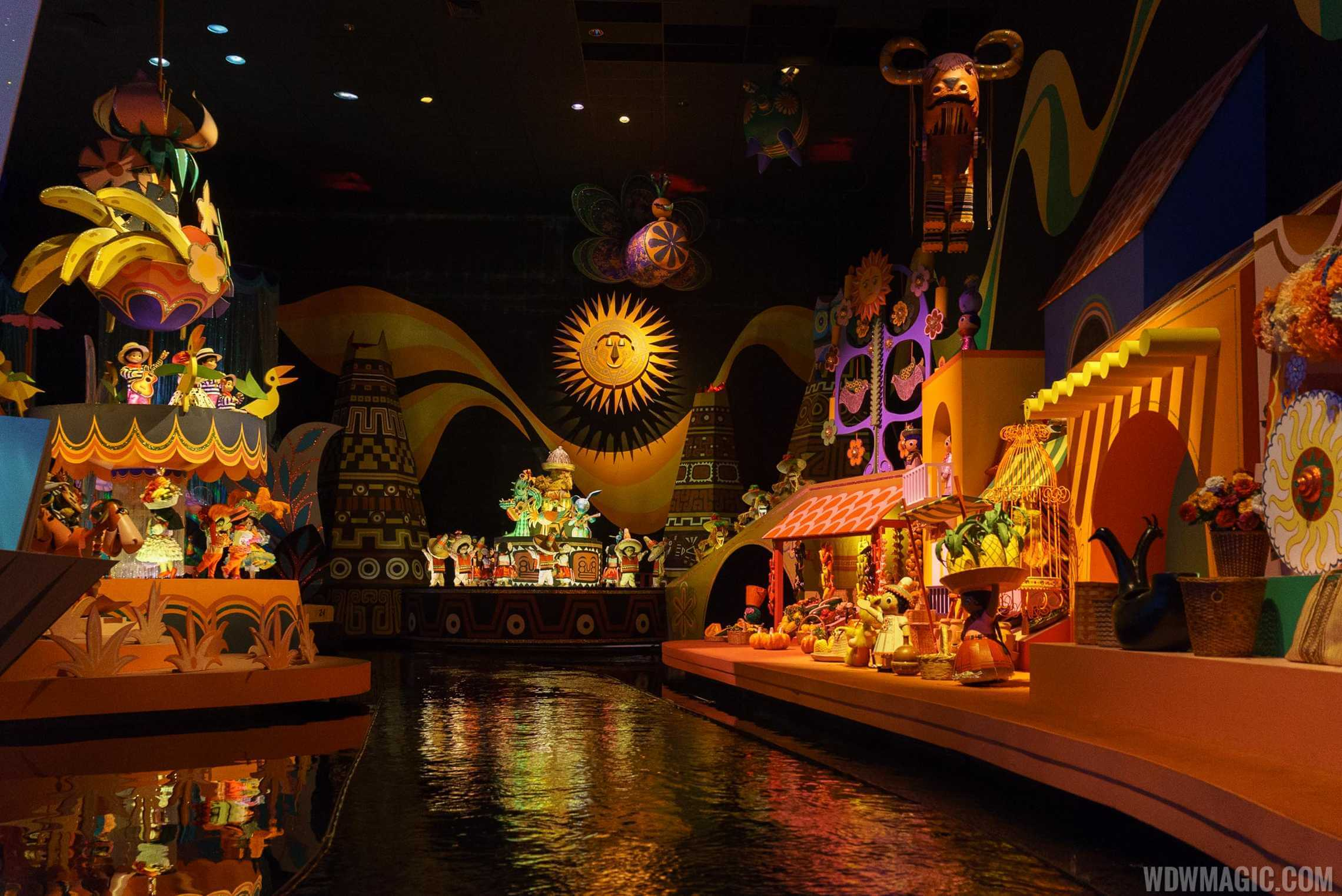 Its A Small World Things to do in disneyland