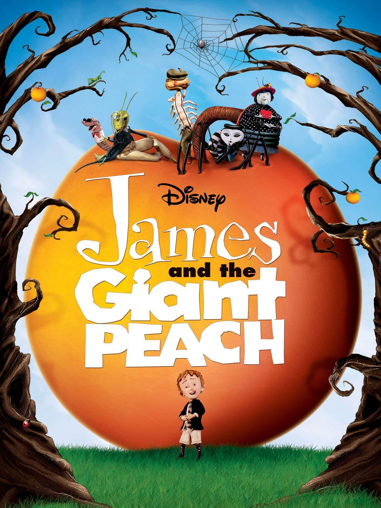JAMES AND THE GIANT PEACH halloween movie