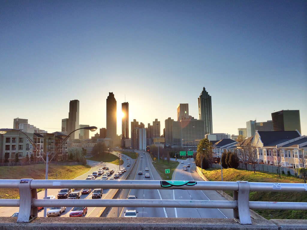 Jackson Street Bridge Things to do in Atlanta