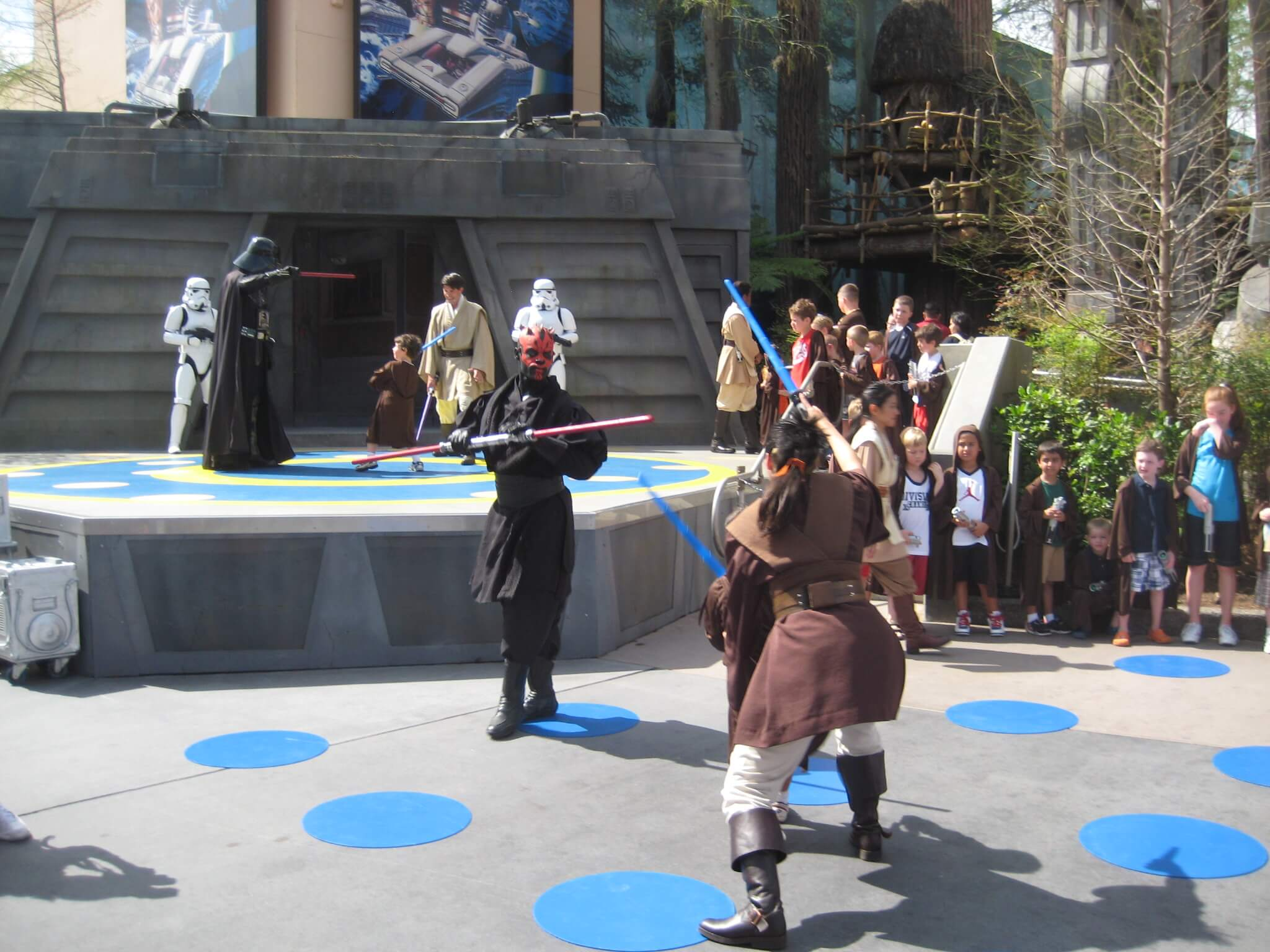 Jedi Training Things to do in disneyland