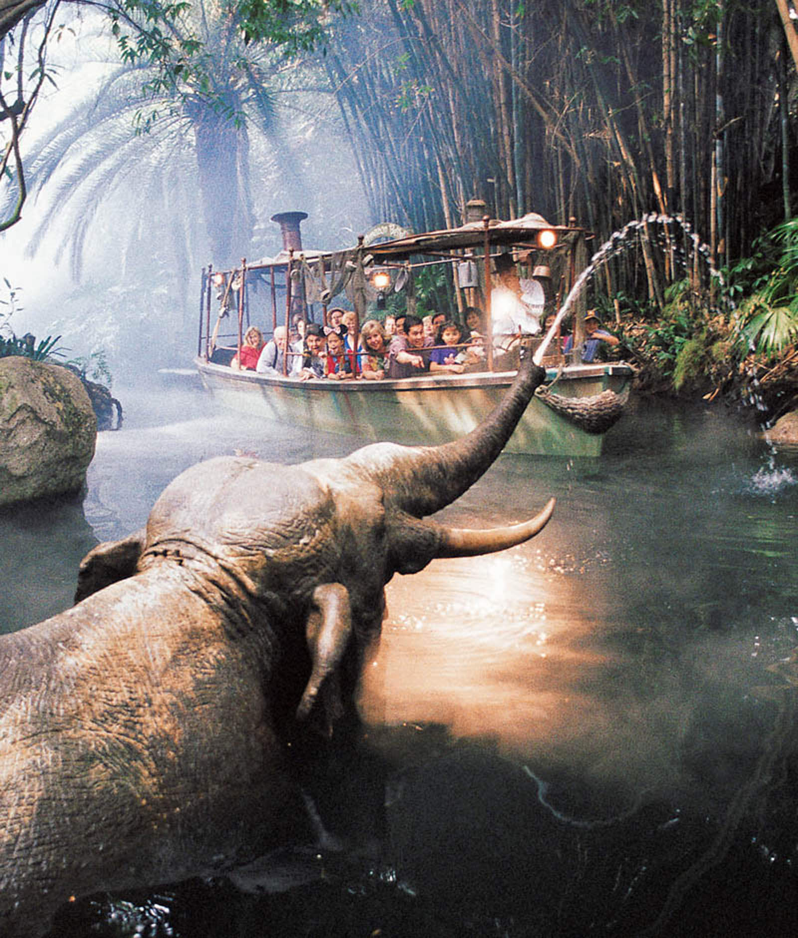 Jungle Cruise Things to do in disneyland