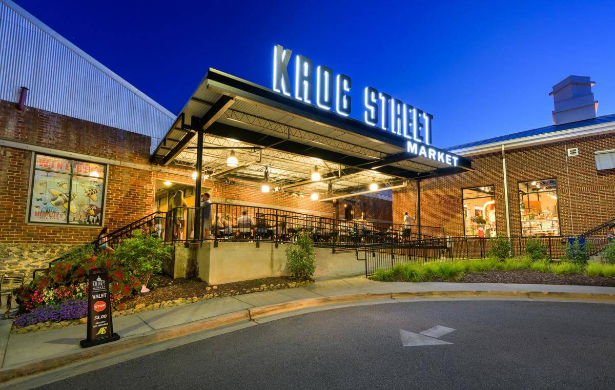 Krog Street Market Things to do in Atlanta