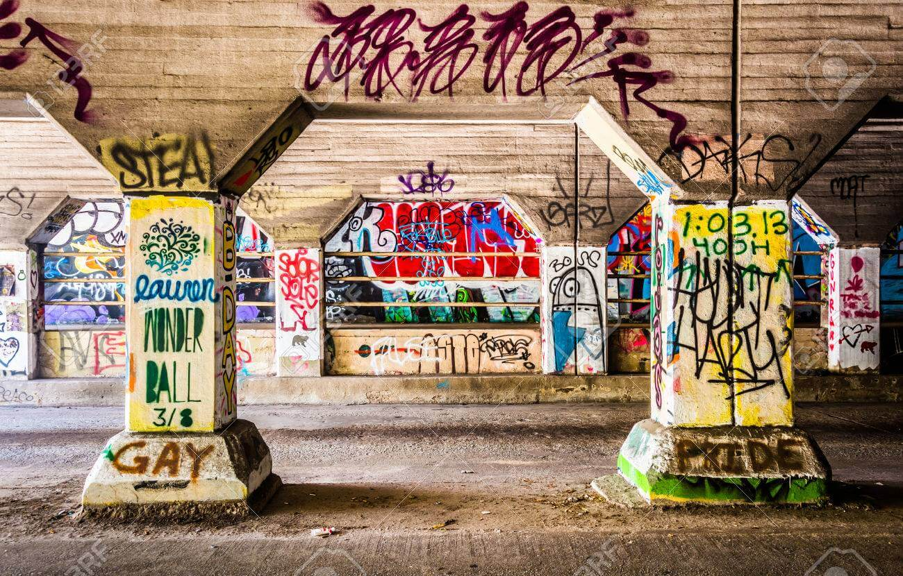 Krog Street Tunnel Things to do in Atlanta