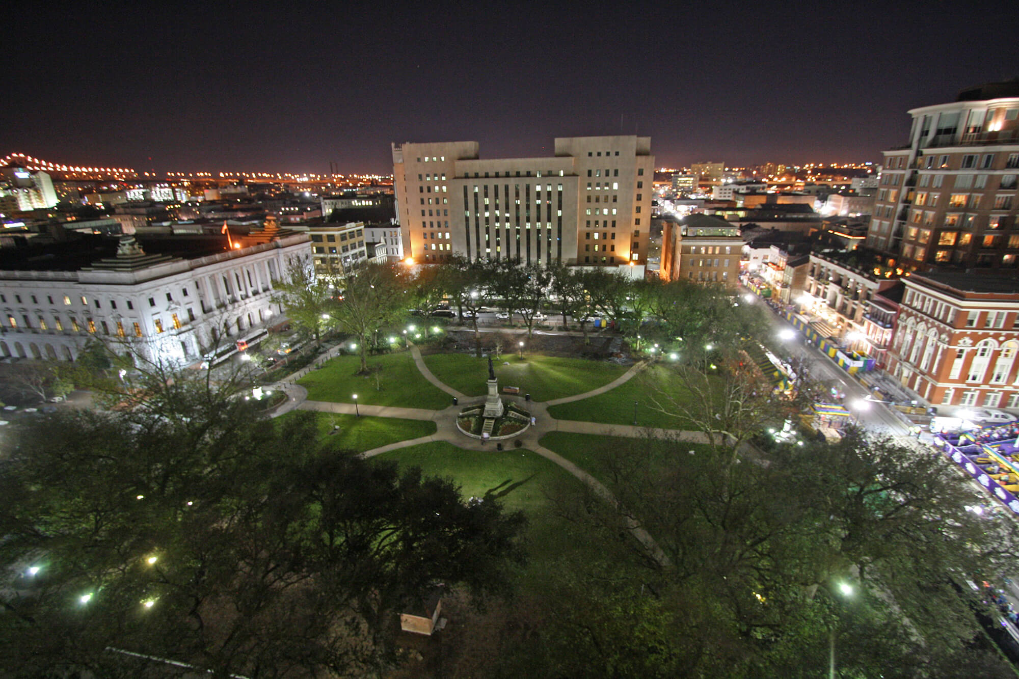 Lafayette Square Things to do in New Orleans