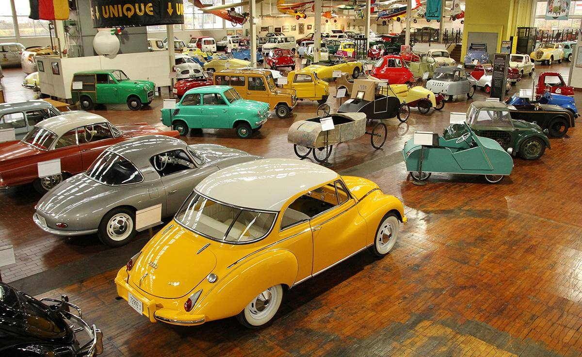 Lane Motor Museum Things to do in Nashville