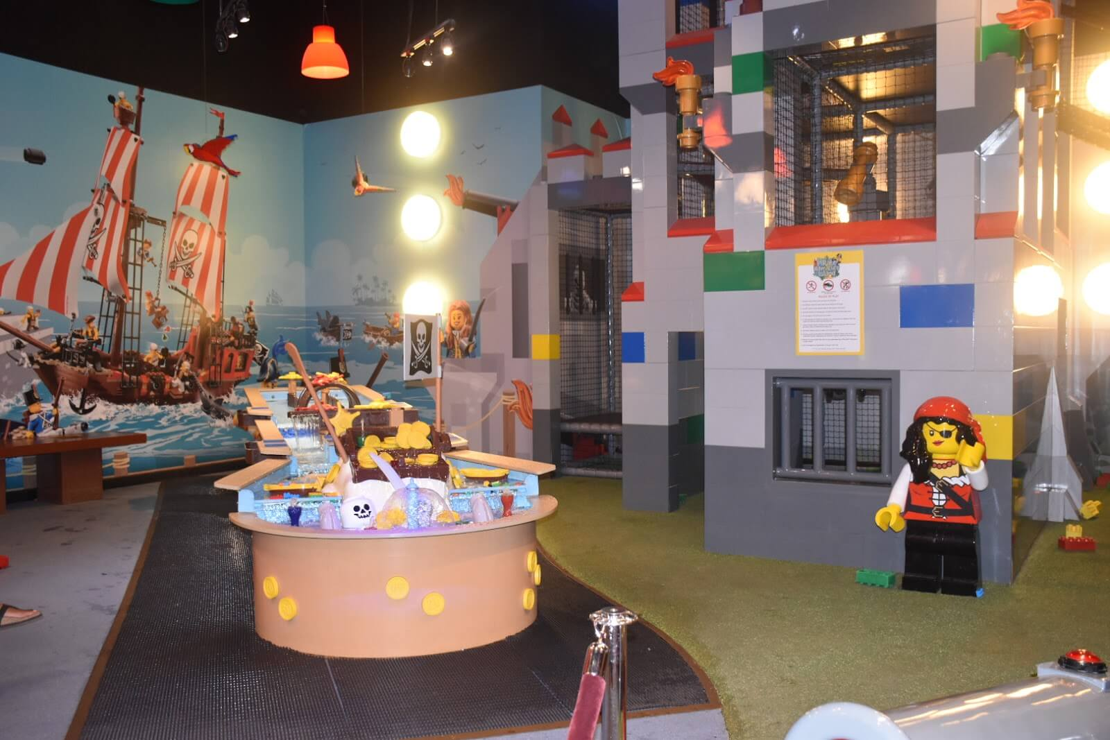 Legoland Discovery Center Atlanta Things to do in Atlanta