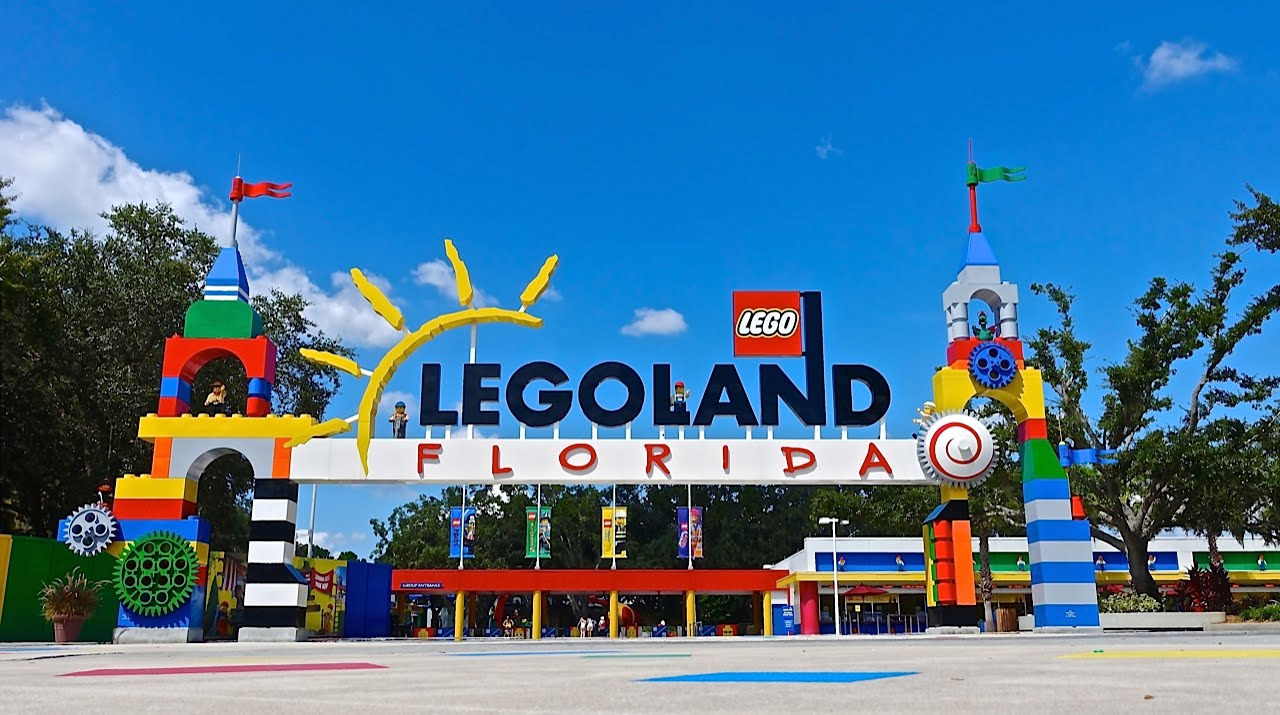 Legoland thing to do in Orlando
