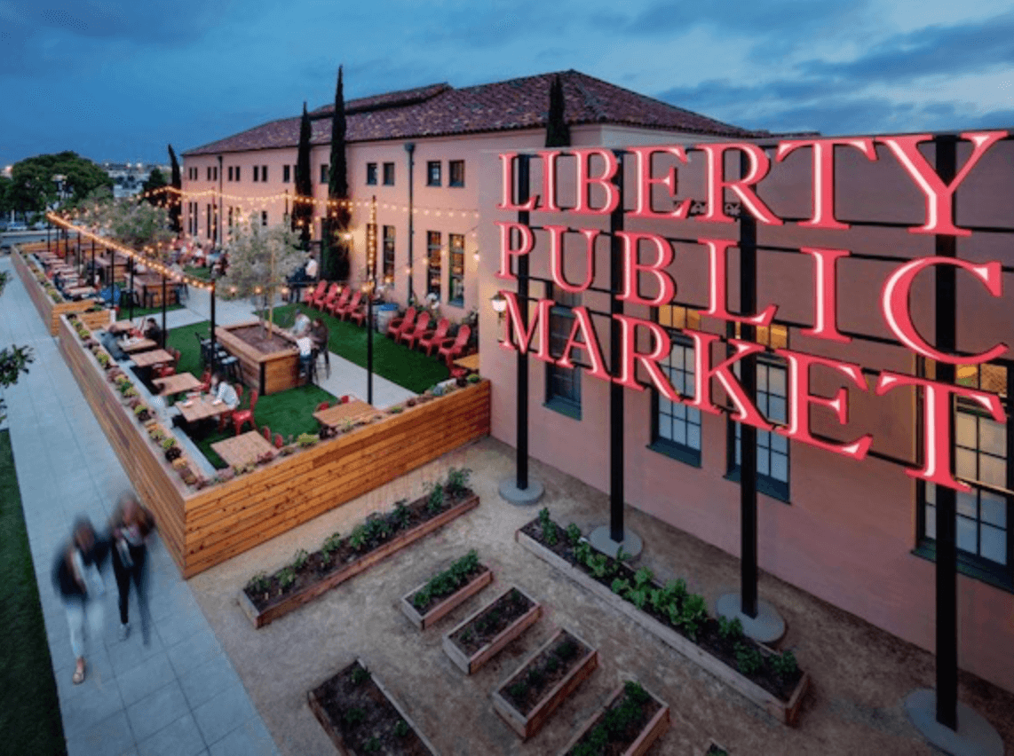 Liberty Public Market Things to do in San Diego