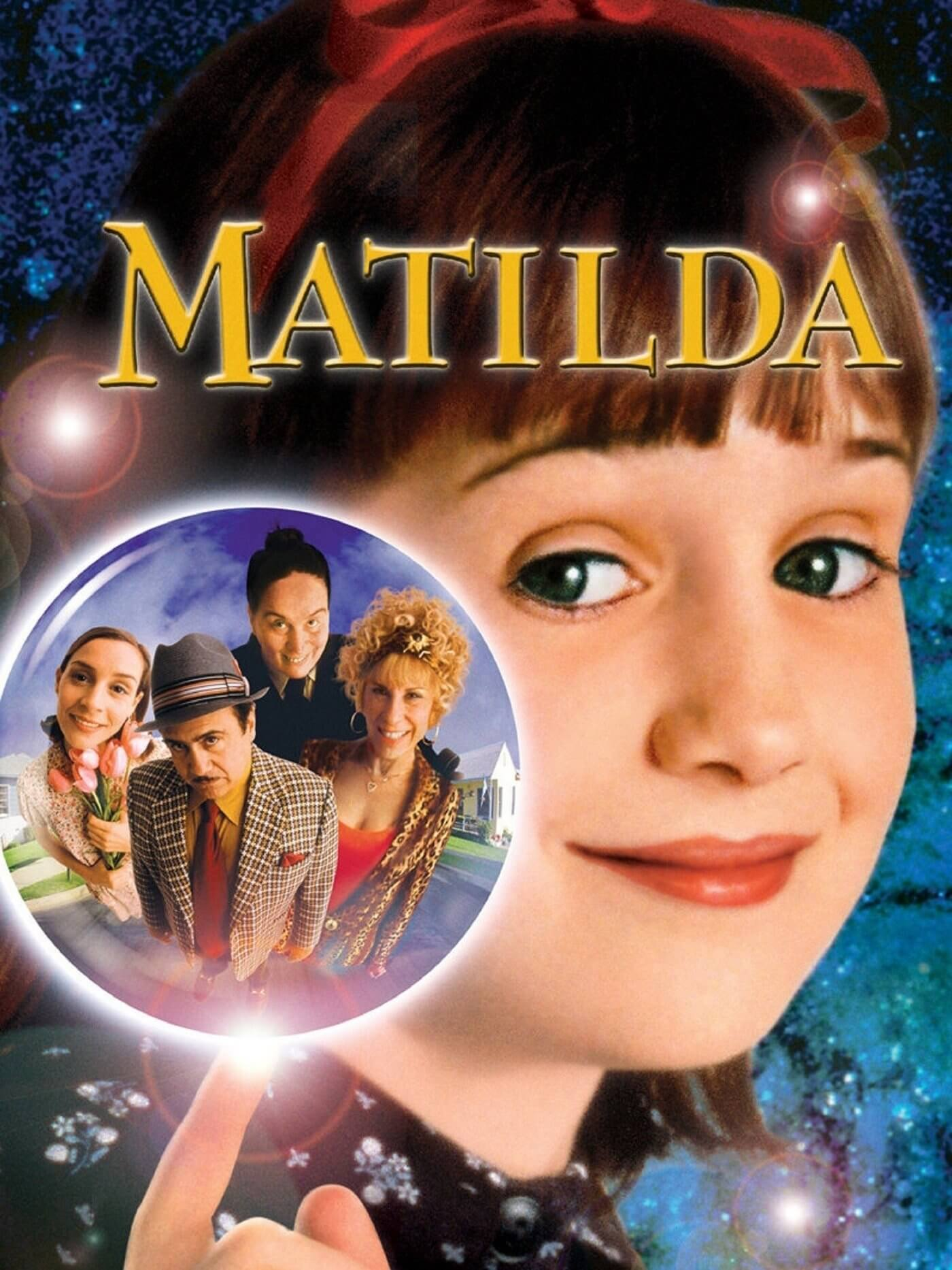 MATILDA halloween movie
