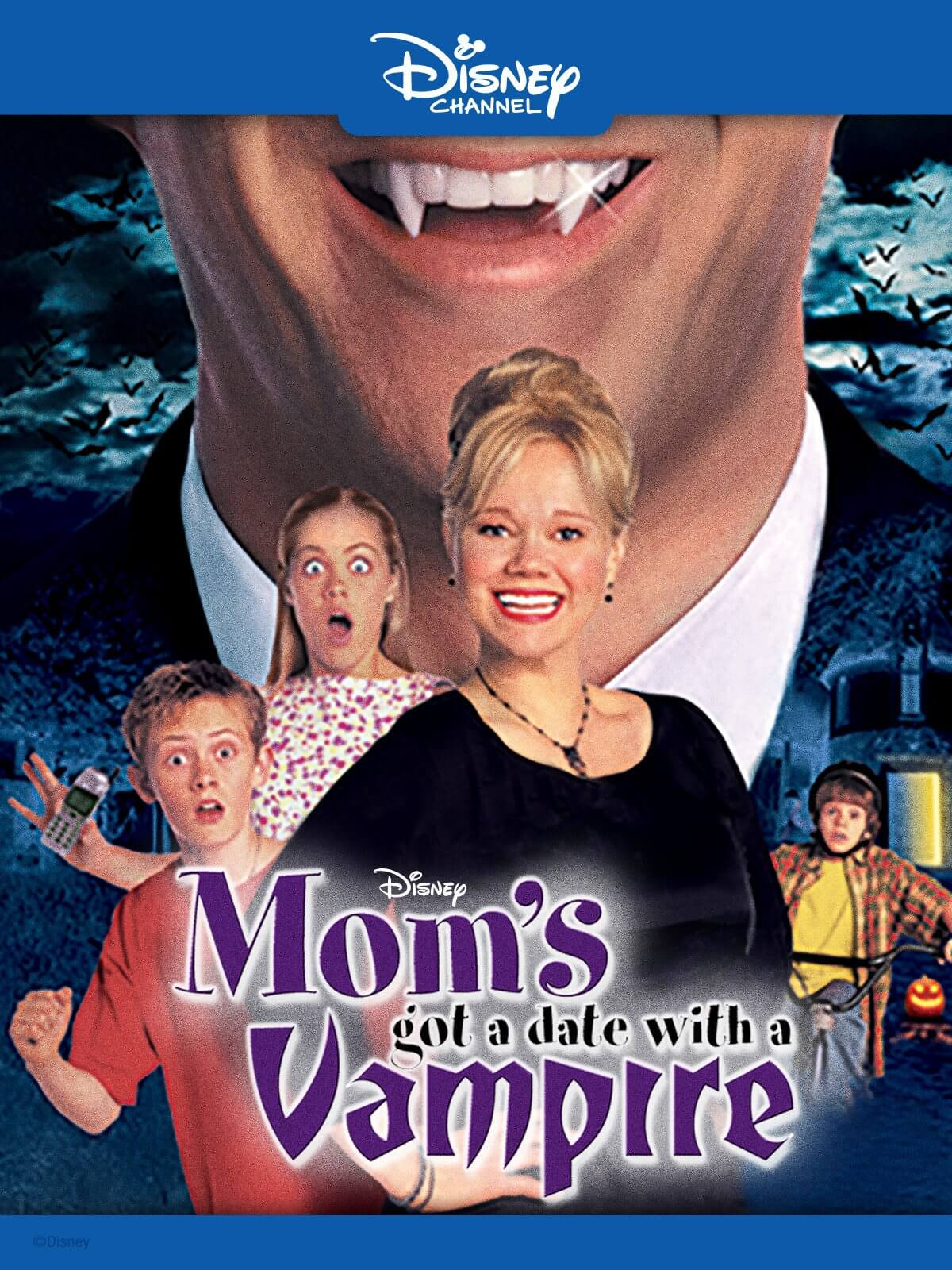 MOM'S GOT A DATE WITH A VAMPIRE halloween movie