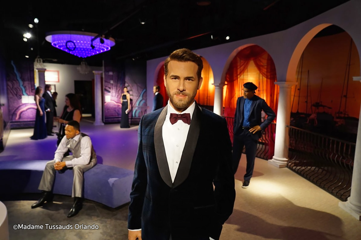 Madame Tussauds Orlando thing to do in Orlando