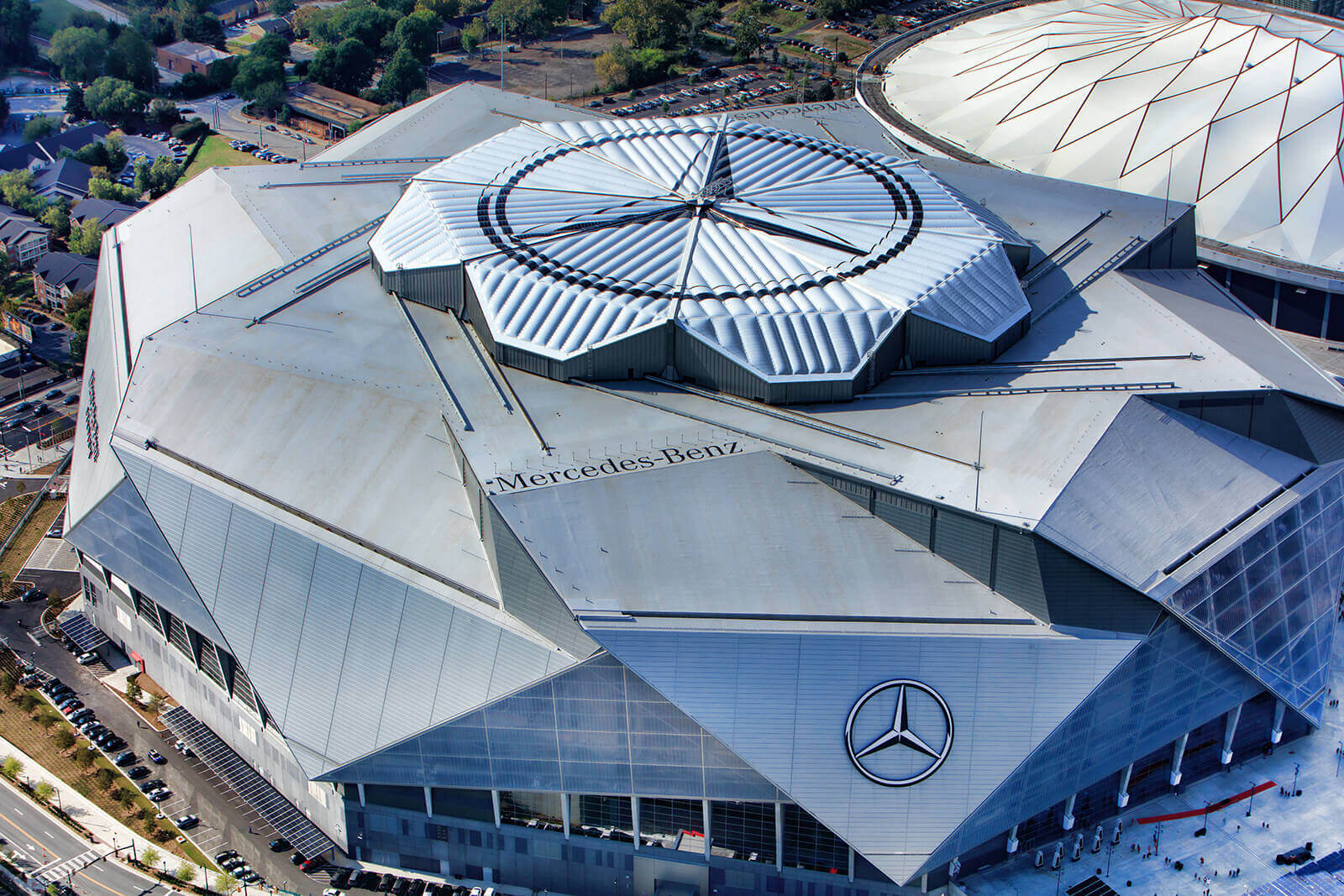 Mercedes Benz Stadium Things to do in Atlanta